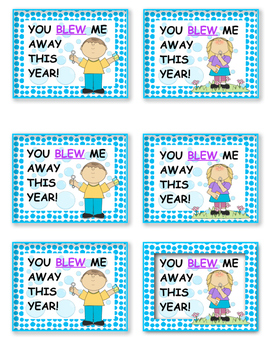 image relating to You Blew Me Away This Year Free Printable known as Yourself Blew Me Absent This Calendar year Worksheets Education Components TpT