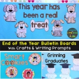 End of the Year, Graduation Bulletin Board & Craftivities