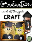 End of the Year Graduation Craft