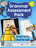 End of the Year Grammar Assessment Pack