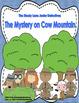 Back to School ELA Printables No Prep! + The Mystery on Cow Mountain! Grade 3