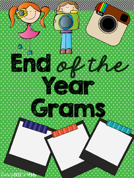End of the Year Grams