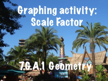 End of the Year Graphing Activity