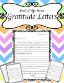End of the Year Gratitude Letters