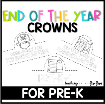 End of the Year Hats: Pre-K