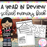 End of the Year-Hollywood Themed School Memory Book
