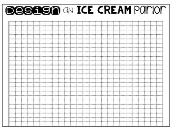 End of the Year Ice Cream Pack