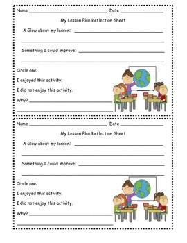"""End of the Year """"I'm the Teacher"""" Teacher/Student Switch Activity- FUN!"""