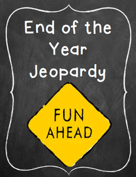 End of the Year Jeopardy