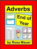 Adverbs End of Year