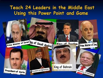 End of the Year: Learning 24 Leaders in the Middle East