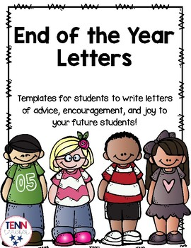 End of the Year Letters