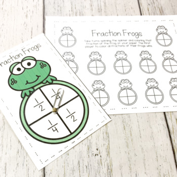 End of the Year Math Centers for First Grade