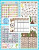 4th Grade End of the Year Math Games: 4th Grade Math Review Games and Centers