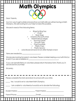 Math Olympics: Converting fractions, decimals and percents