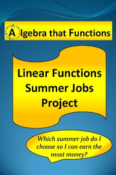 End of the Year Activity: Math Project Linear Equations Su