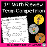 End of the Year Math Review Games ~ 1st Grade