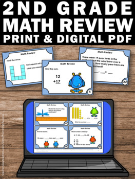 2nd Grade Math Review