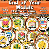 End of the Year Medals APT-001