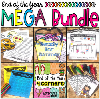 End of the Year Mega Bundle