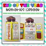 End of the Year Memories Lapbook - End of the Year Activit