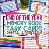 End of the Year Memory Book | Distance Learning | Google Classroom