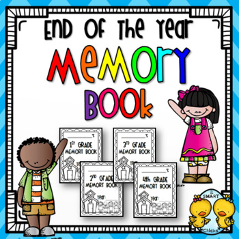 Memory Book {End of the Year}