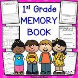 End of Year Memory Book- 1st Grade