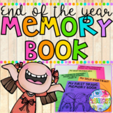 End of the Year Memory Book   Distance Learning