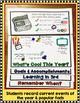 8th Grade End of Year Memory Book Activities / Flipbook