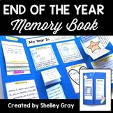 End of the Year Memory Book: A Lapbook for the Last Week o
