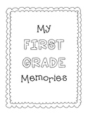 End of the Year Memory Book - All Grades!
