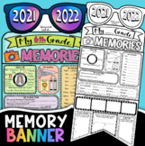 End of the Year Memory Book Banner  - Great Last Day of Sc