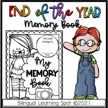 End of the Year Memory Book / End of the Year Activities