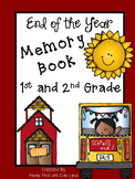 End of the Year Memory & Autograph Book {First & Second Grade}