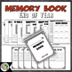 End of Year Activities Memory Book K-6
