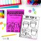 Kindergarten Memory Book   End of the Year Memory Book