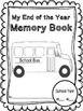 End of the Year Memory Book (Printable for Grades K-2)