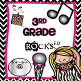End of the Year Memory Book { Third Grade Rocked }