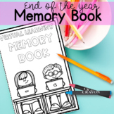End of the Year Memory Book |  Virtual Learning | ESL