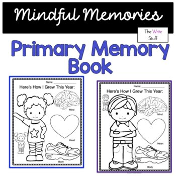 End of the Year Mindful Memories