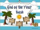 End of the Year Memory Book and Award Printables