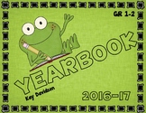 End of the Year Memory Book for Grades 1 and 2