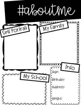 End of the Year Memory Book for Grades 2-5