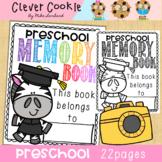 Preschool End of the Year Memory Book