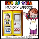 End of the Year Memory Lap-book
