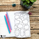 End of the Year Mindfulness Coloring - Relax and Reflect C
