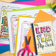 End of the Year Mini Flip Book