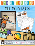 End of the Year Mini Math Pack