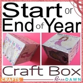 Start of the Year - End of the Year - Craft Box